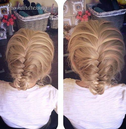 Tressé Hairstyle  14