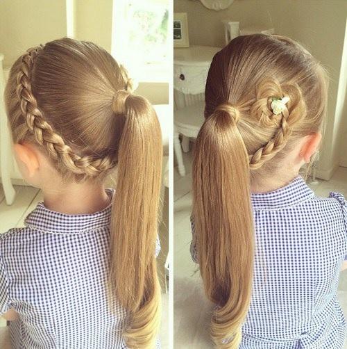 Tressé Hairstyle  17