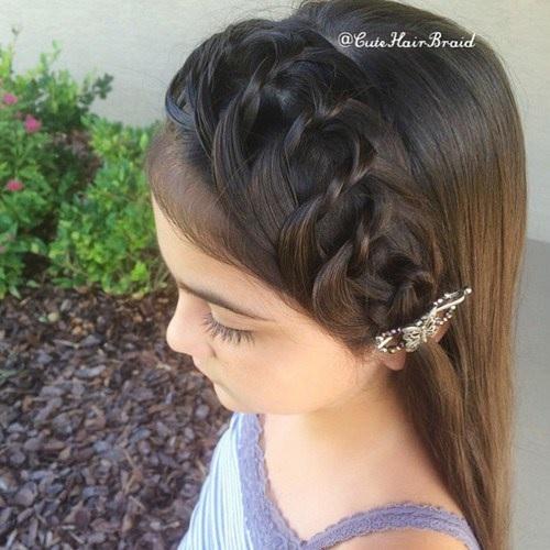 Tressé Hairstyle  3