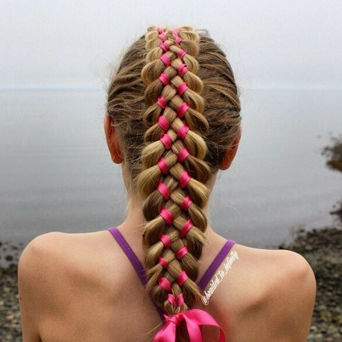 Tressé Hairstyle  4