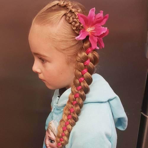 Tressé Hairstyle  6