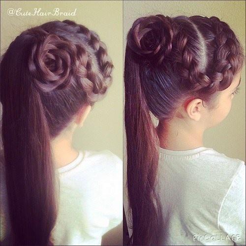 Tressé Hairstyle  7