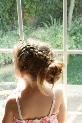 belle coiffure pour les petites filles 10