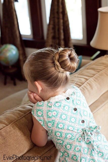 belle coiffure pour les petites filles 11