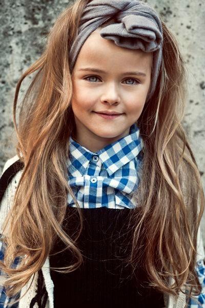 belle coiffure pour les petites filles 3