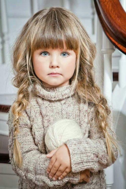 belle coiffure pour les petites filles 4