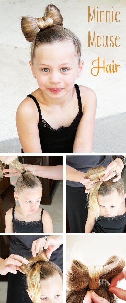 belle coiffure pour les petites filles 8
