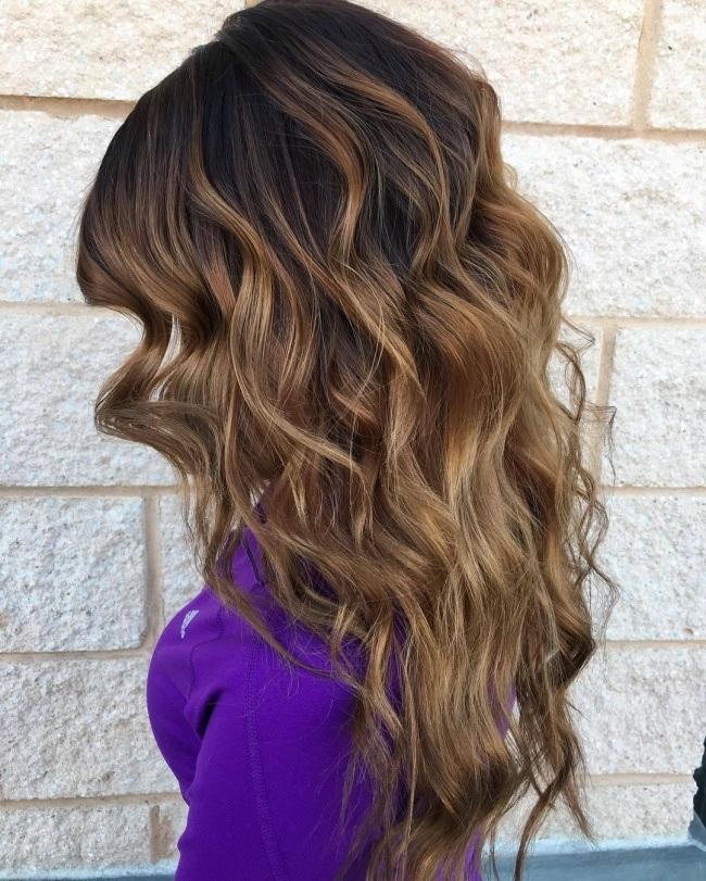 ces couleurs de cheveux sont un succès 10