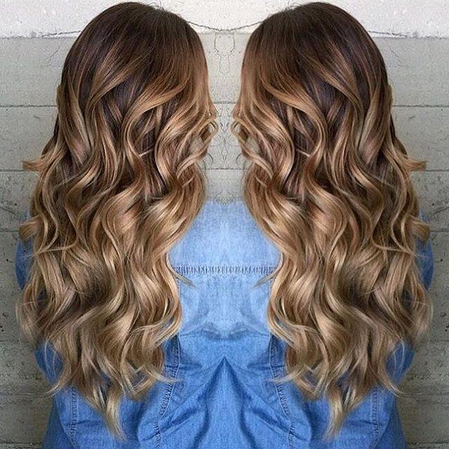 ces couleurs de cheveux sont un succès 12