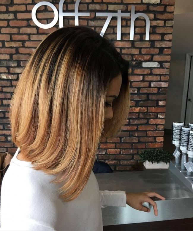 ces couleurs de cheveux sont un succès 13