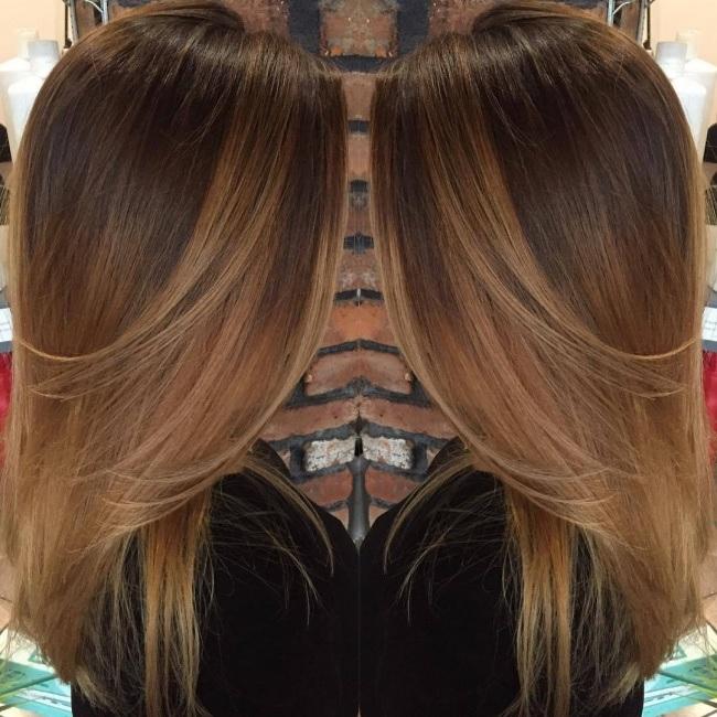 ces couleurs de cheveux sont un succès 16