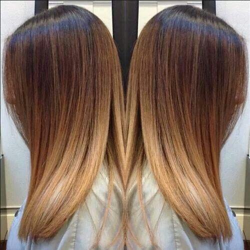 ces couleurs de cheveux sont un succès 19