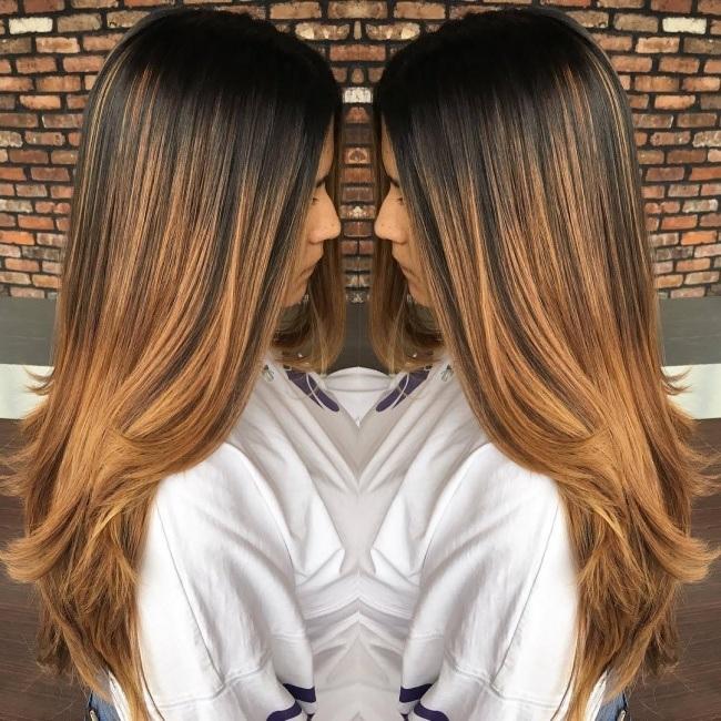 ces couleurs de cheveux sont un succès 7