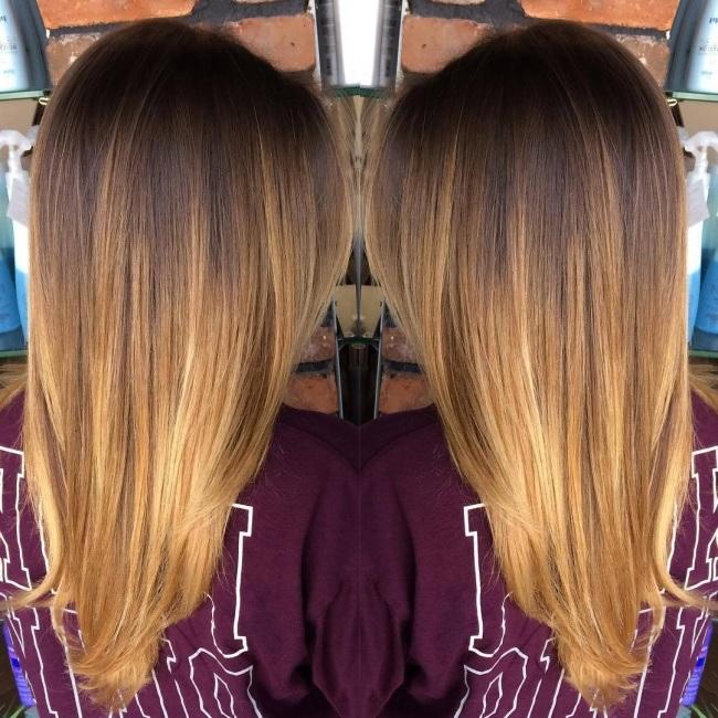 ces couleurs de cheveux sont un succès 8