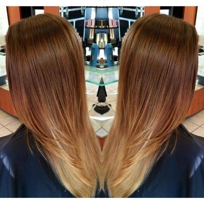 ces couleurs de cheveux sont un succès 9
