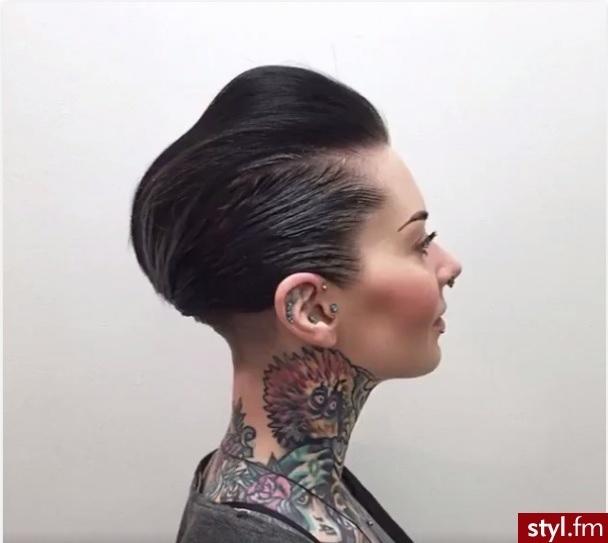 charismatique pour les cheveux courts 11