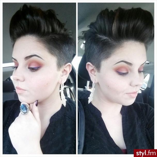 charismatique pour les cheveux courts 13