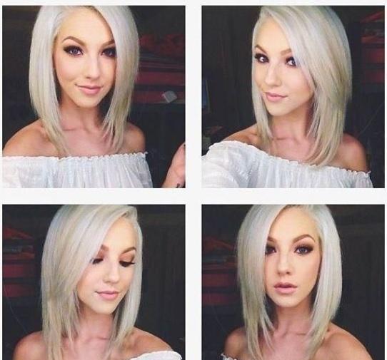 cheveux de longueur moyenne 1