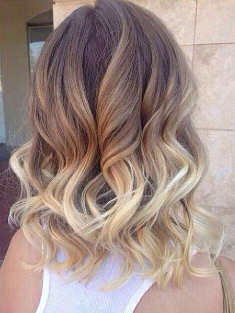 cheveux de longueur moyenne 13
