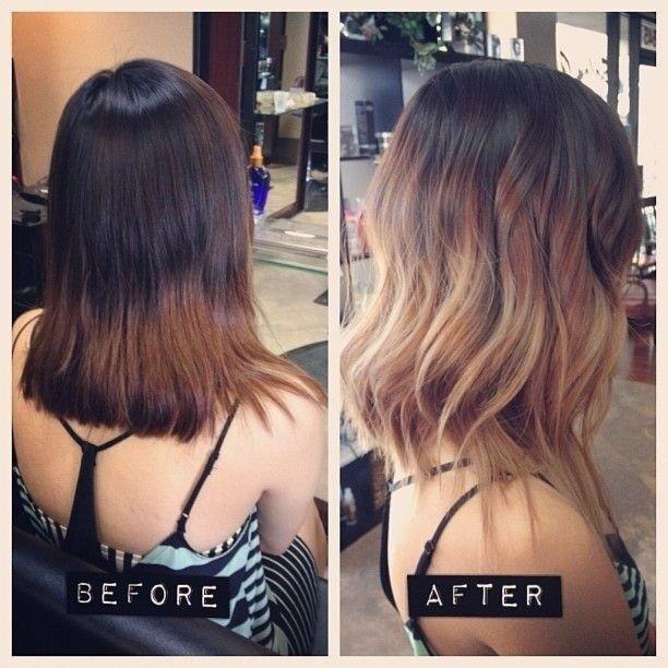 cheveux de longueur moyenne 5