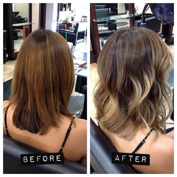 cheveux de longueur moyenne 6
