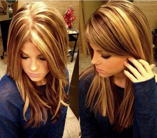 cheveux de longueur moyenne 7