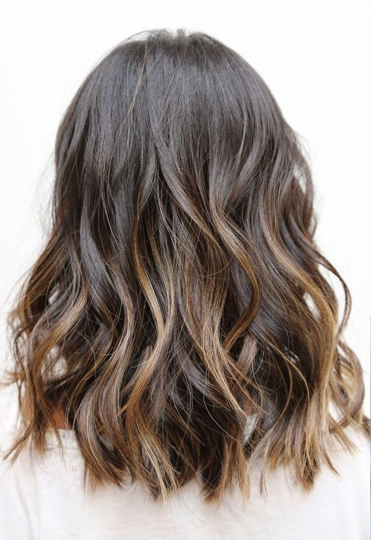 cheveux de longueur moyenne 8