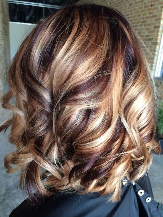 cheveux de longueur moyenne 9