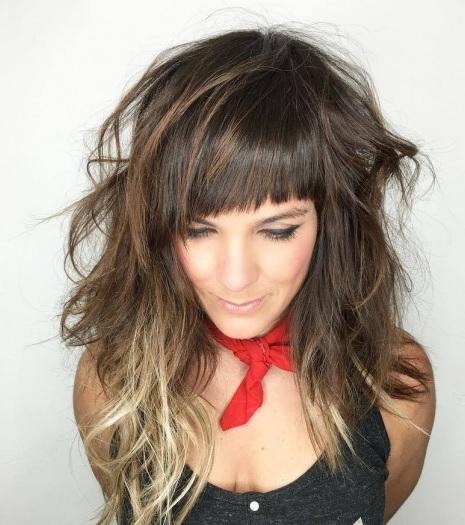 coiffures mi-longs 19