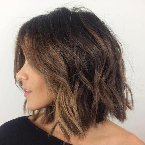 coiffures mi-longs 6