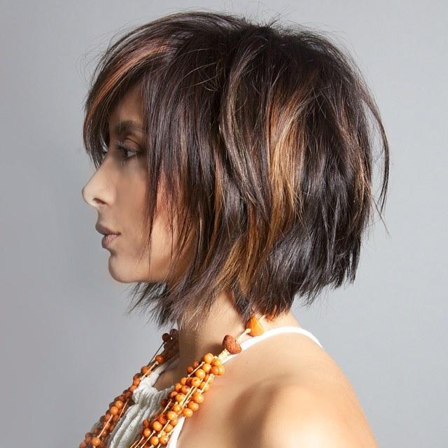 coiffures mi-longs 9
