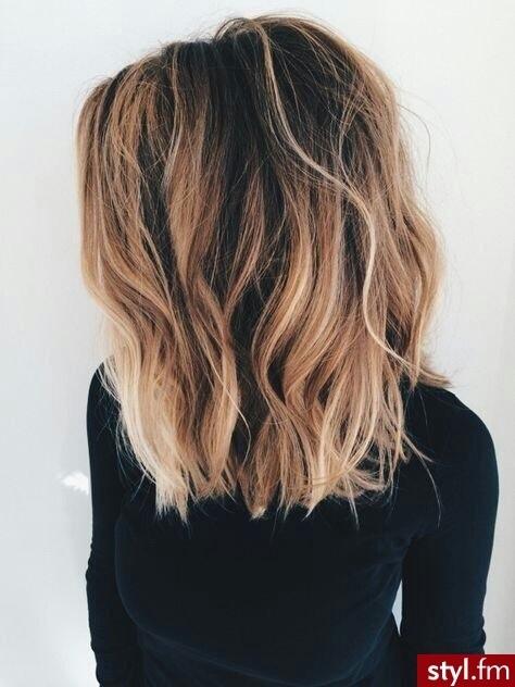 les plus élégantes pour cheveux  mi-longs 15