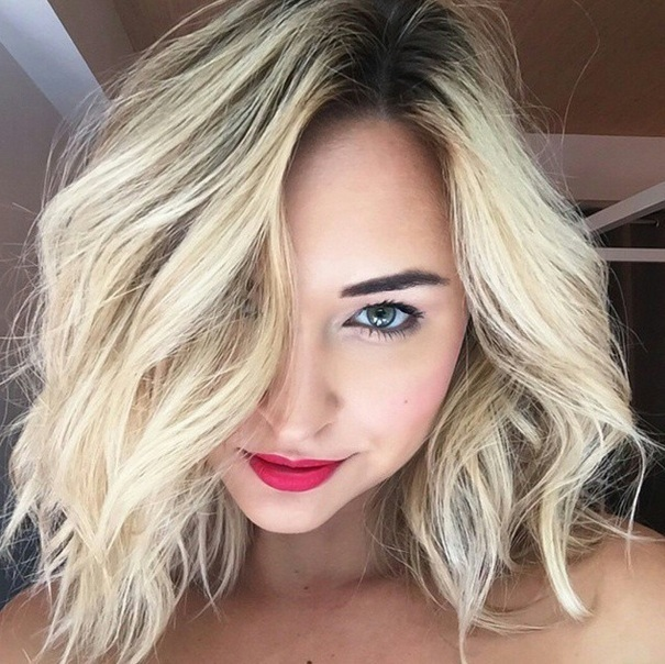 20 coupes courtes avec couleurs magnifiques inspir es t 2016 coiffure simple et facile - Coupe courte fille ...