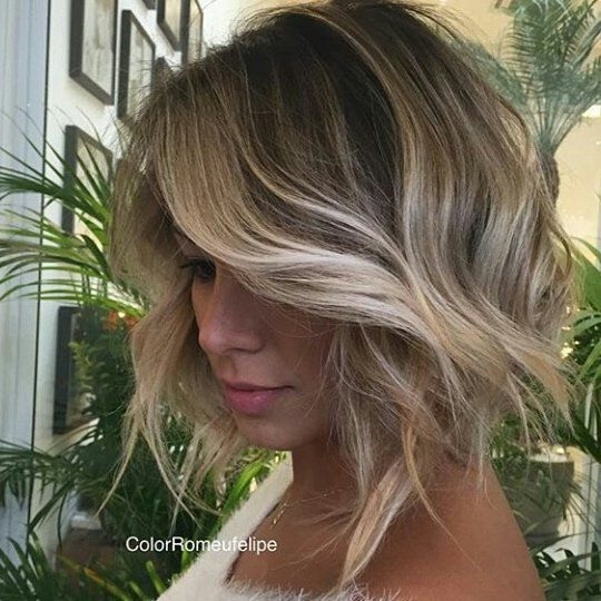 Coiffeur balayage et coupe