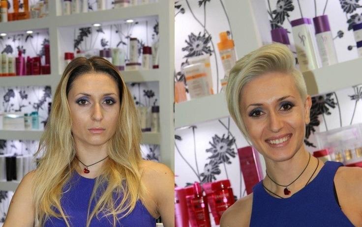 Cheveux Courts VS Cheveux Longs  6