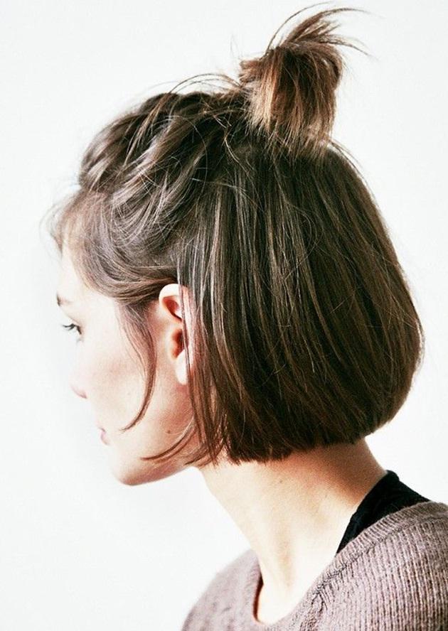 10 Coiffures Faciles Et Pratiques Pour Cheveux Courts