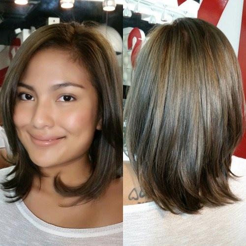Coupes Cheveux Mi-longs  14