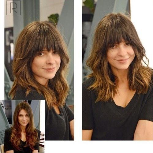 Coupes Cheveux Mi-longs  17