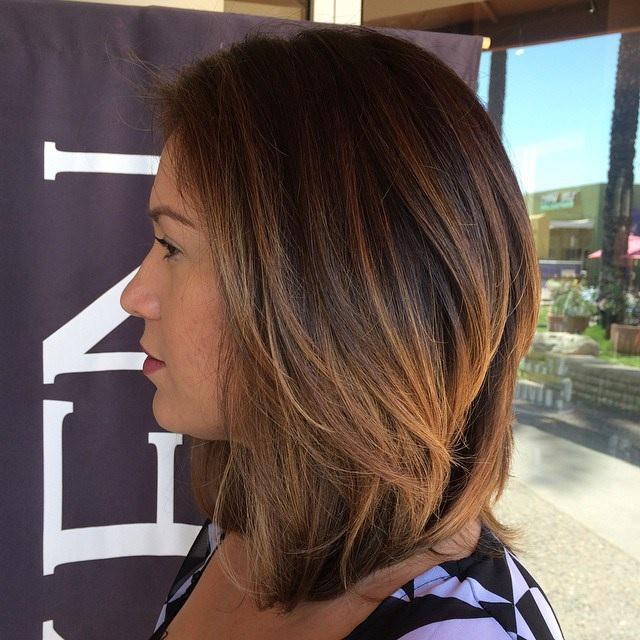 Coupes Cheveux Mi-longs  7