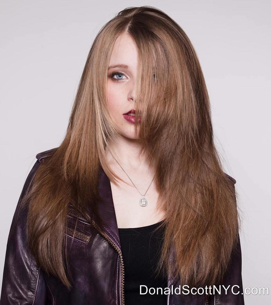 Coupes Cheveux Mi-longs  8