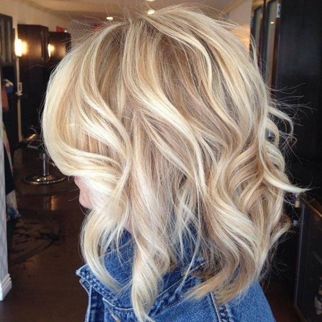 La tendance des Cheveux Mi-long 1