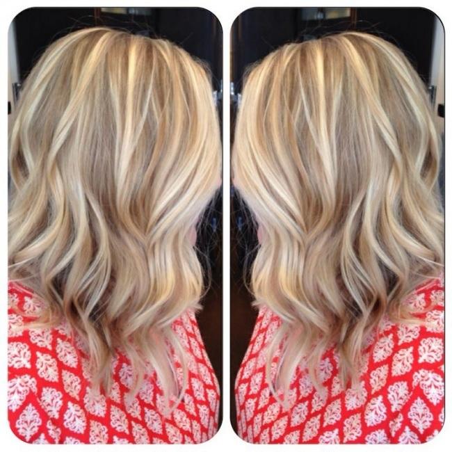 La tendance des Cheveux Mi-long 16