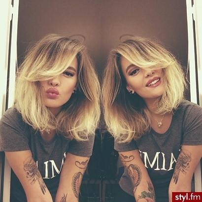 La tendance des Cheveux Mi-long 5