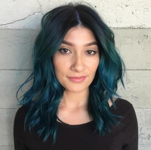 Les Tendances Couleurs Cheveux  10