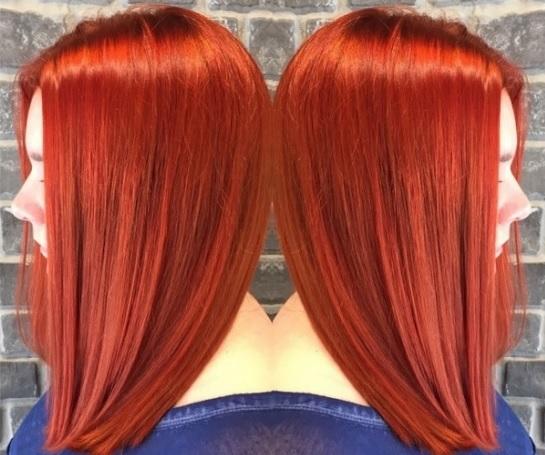 Les Tendances Couleurs Cheveux  12