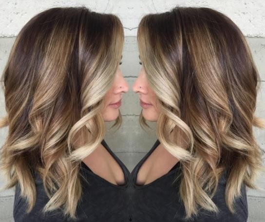 Les Tendances Couleurs Cheveux  13
