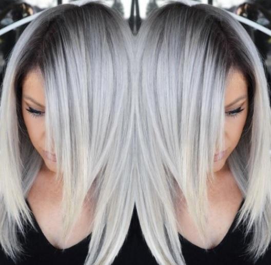 Les Tendances Couleurs Cheveux  14