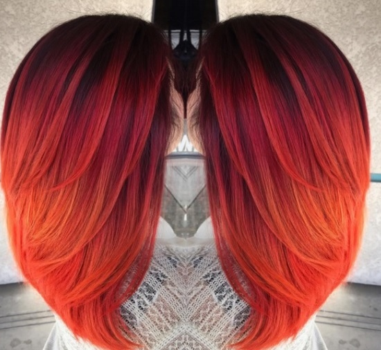 Les Tendances Couleurs Cheveux  15
