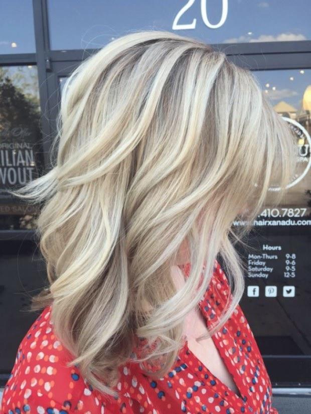 Les Tendances Couleurs Cheveux  17