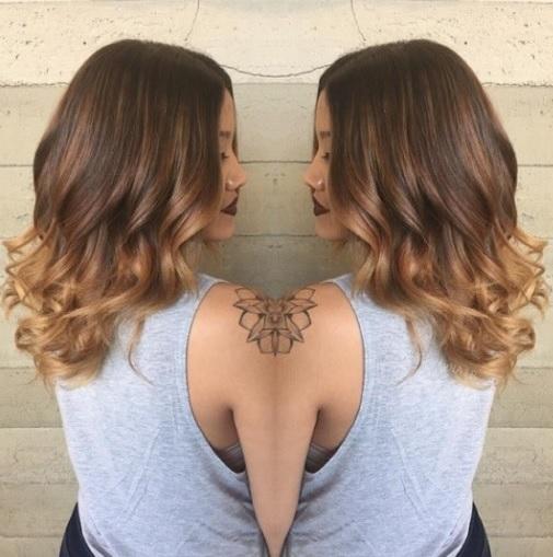 Les Tendances Couleurs Cheveux  19